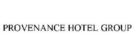PROVENANCE HOTEL GROUP