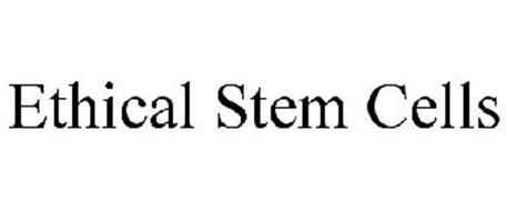 ETHICAL STEM CELLS
