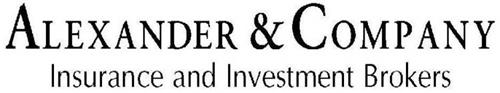 ALEXANDER & COMPANY INSURANCE AND INVESTMENTS