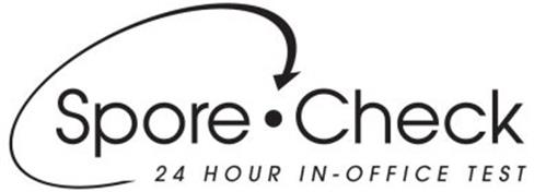 SPORE CHECK 24 HOUR IN-OFFICE TEST