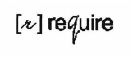 [R] REQUIRE