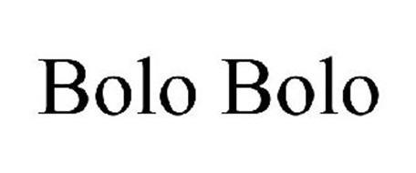 BOLO BOLO