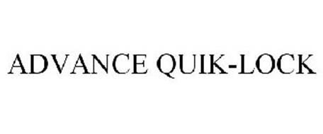 ADVANCE QUIK-LOCK