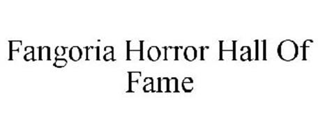 FANGORIA HORROR HALL OF FAME