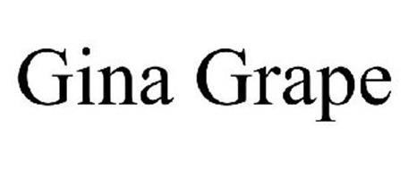 GINA GRAPE