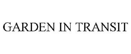 GARDEN IN TRANSIT