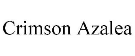 CRIMSON AZALEA