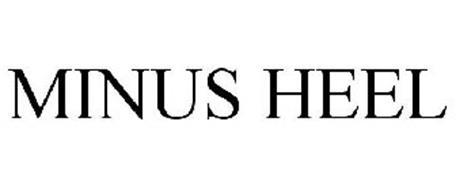 MINUS HEEL