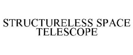STRUCTURELESS SPACE TELESCOPE