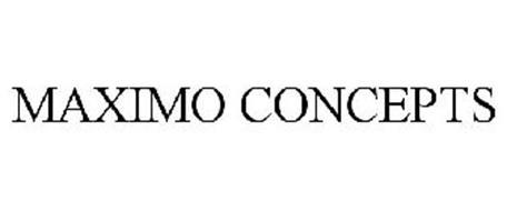 MAXIMO CONCEPTS