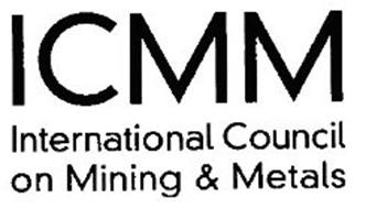 ICMM INTERNATIONAL COUNCIL ON MINING & METALS