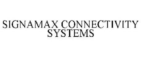 SIGNAMAX CONNECTIVITY SYSTEMS