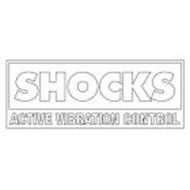 SHOCKS ACTIVE VIBRATION CONTROL