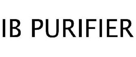 IB PURIFIER