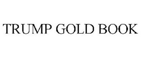 TRUMP GOLD BOOK