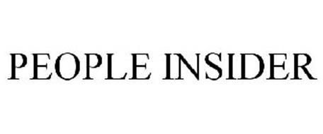 PEOPLE INSIDER