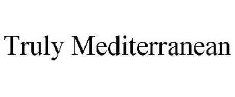 TRULY MEDITERRANEAN