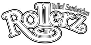 ROLLERZ ROLLED SANDWICHES