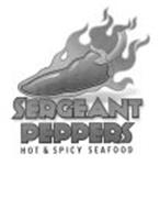 SERGEANT PEPPERS HOT & SPICY SEAFOOD