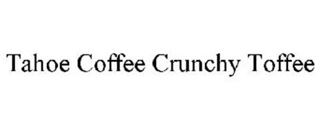 TAHOE COFFEE CRUNCHY TOFFEE