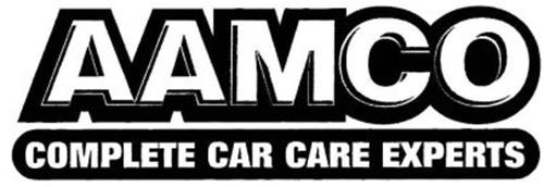 AAMCO COMPLETE CAR CARE EXPERTS