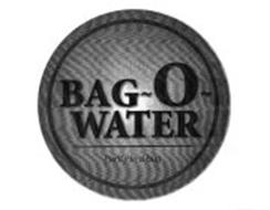 BAG~O~ WATER PURITY IN A BAG