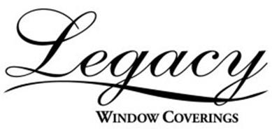 LEGACY WINDOW COVERINGS