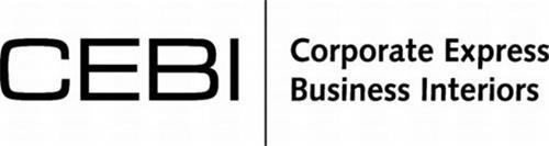CEBI CORPORATE EXPRESS BUSINESS INTERIORS