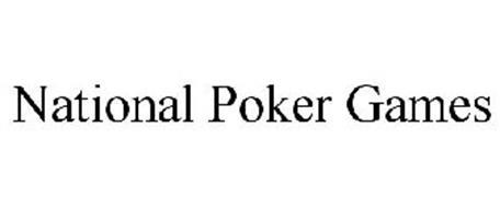NATIONAL POKER GAMES