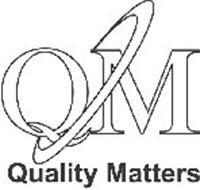 QM QUALITY MATTERS