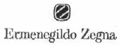 Z ERMENEGILDO ZEGNA