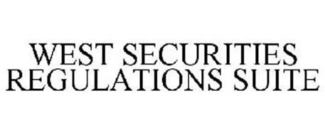WEST SECURITIES REGULATIONS SUITE