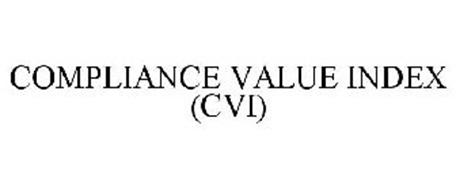 COMPLIANCE VALUE INDEX (CVI)