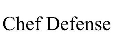 CHEF DEFENSE
