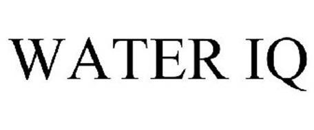 WATER IQ