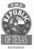 THE REPUBLIC OF TEXAS RESTAURANT