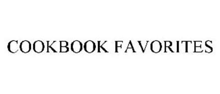 COOKBOOK FAVORITES