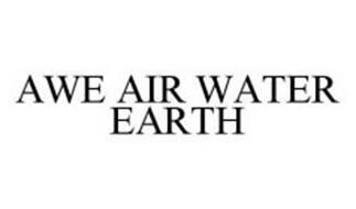 AWE AIR WATER EARTH
