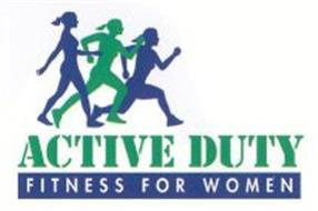 ACTIVE DUTY FITNESS FOR WOMEN