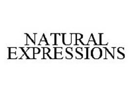 NATURAL EXPRESSIONS