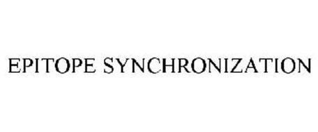 EPITOPE SYNCHRONIZATION