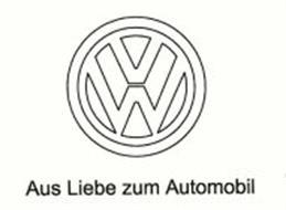 VW AUS LIEBE ZUM AUTOMOBIL