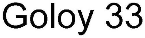 GOLOY 33