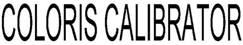 COLORIS CALIBRATOR