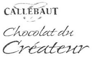 CALLEBAUT CHOCOLAT DU CRÉATEUR