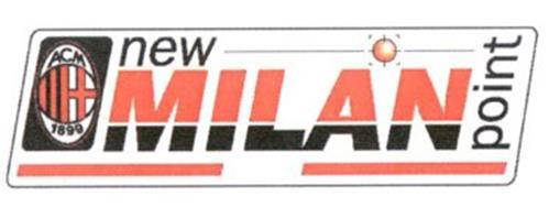 ACM 1899 NEW MILAN POINT