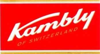 KAMBLY OF SWITZERLAND