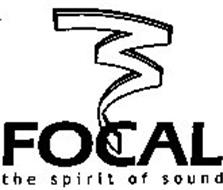 3 FOCAL THE SPIRIT OF SOUND
