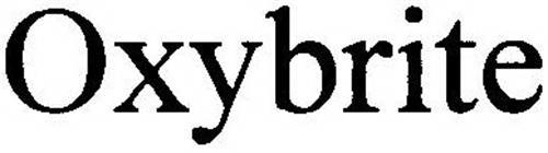 OXYBRITE