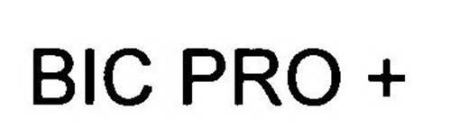 BIC PRO +